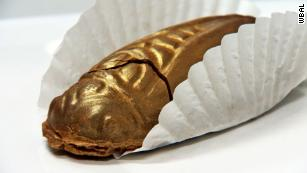 Candy company now selling chocolate-covered cicadas