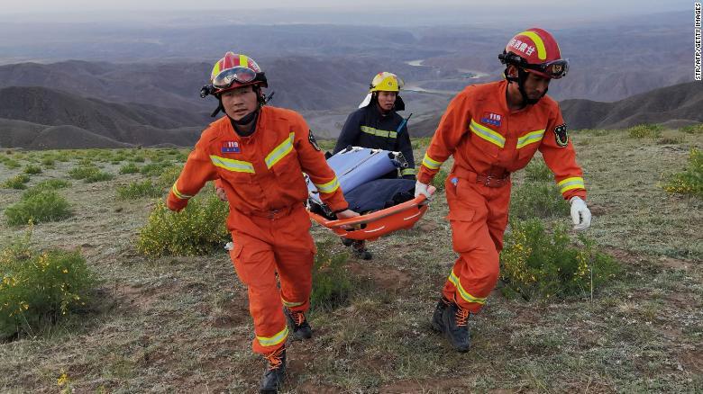 Extreme weather kills 21 ultra-marathon runners in China