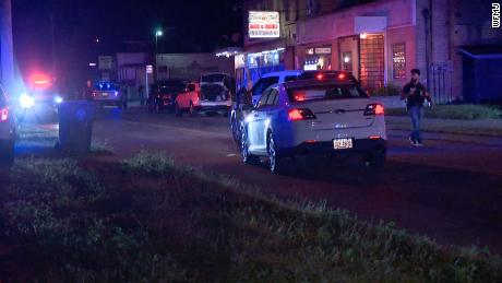 Youngstown police are trying to interview a large number of possible witnesses after a shooting on May 23.