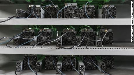 China extrae más bitcoins que en cualquier otro lugar.  El gobierno quiere que esto se detenga