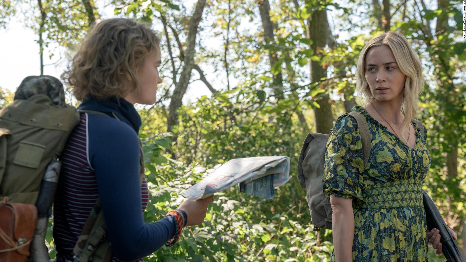 A Quiet Place Part II' review: John Krasinski's sequel takes a bigger step  into the world beyond the original - CNN