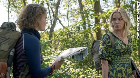 & # 39;  A Quiet Place, Part II & # 39;  takes a bigger step into the world beyond the original
