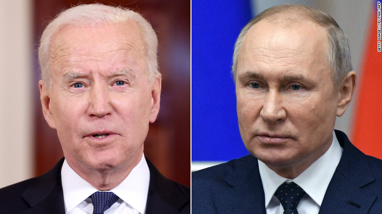 Biden and Putin summit expected to take place next month in Switzerland