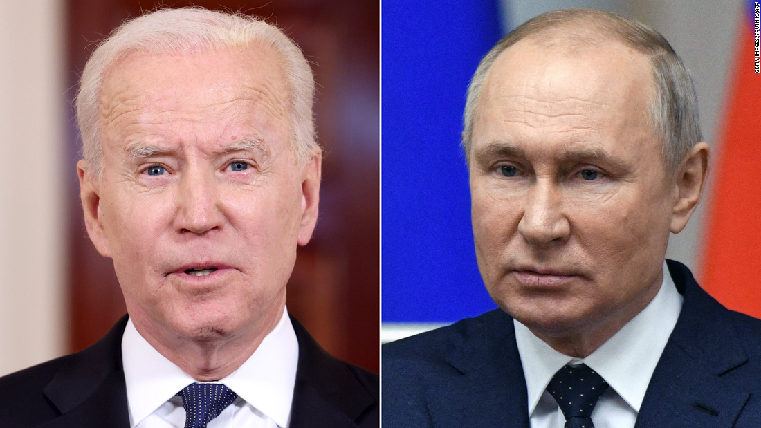 Biden and Putin to meet in summit reverberating with Cold War echoes