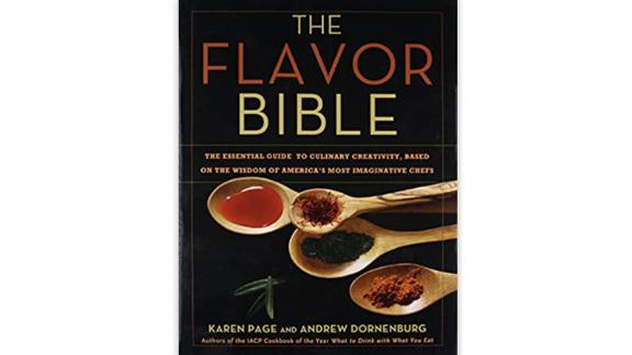 """""""The Flavor Bible"""" by Karen Page"""