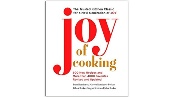 """""""Joy of Cooking"""" by Irma Rombauer"""