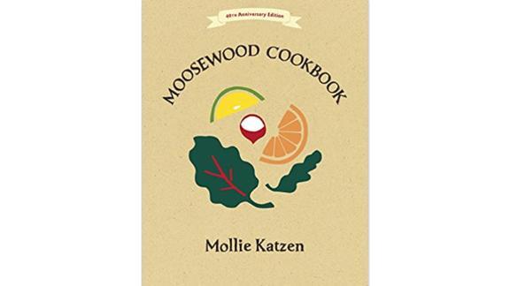 """The Moosewood Cookbook"" by Mollie Katzen"