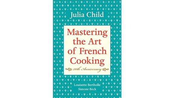 """""""Mastering the Art of French Cooking"""" by Julia Child"""