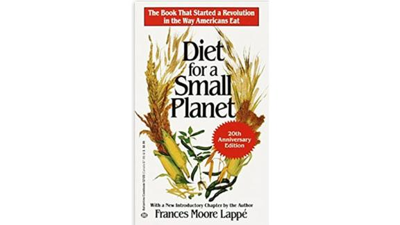 """""""Diet for a Small Planet"""" by Frances Moore Lappé"""