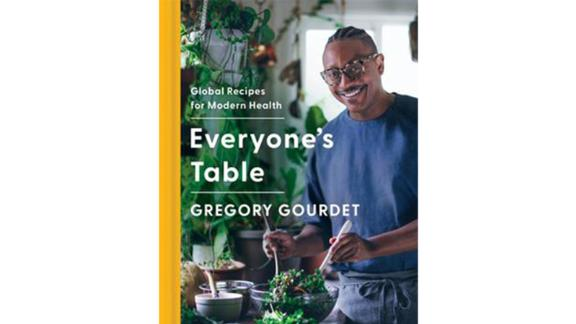 """""""Everyone's Table: Global Recipes for Modern Health"""" by Gregory Gourdet"""