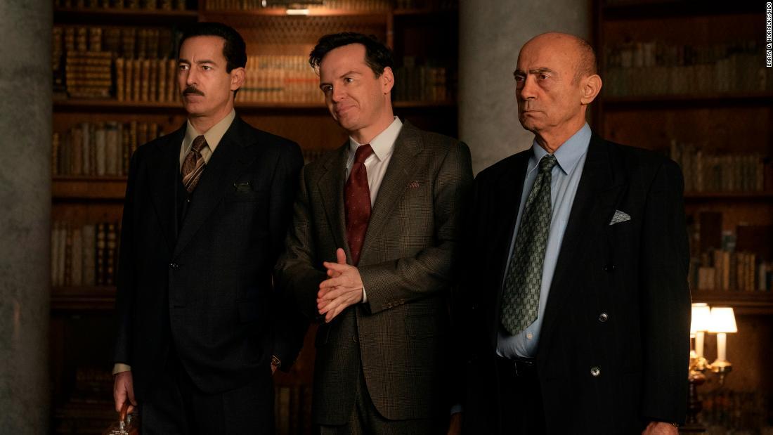 """"""" Oslo """" donne vie à la pièce gagnante d'un Tony sur la paix israélo-palestinienne sur HBO"""