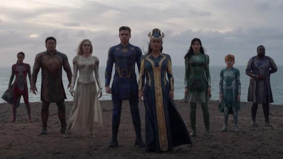 Marvel's 'Eternals' features an all-star cast.