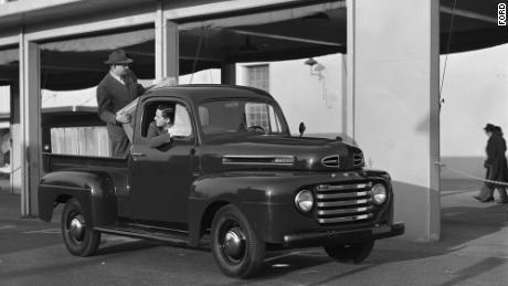 In 1948, Ford began manufacturing the first F-series truck, the Ford F-1.
