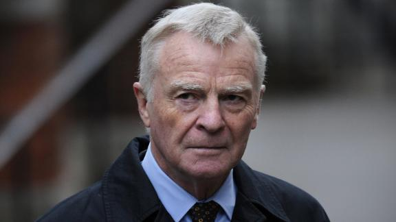 Former FIA president Max Mosley has died at the age of 81.