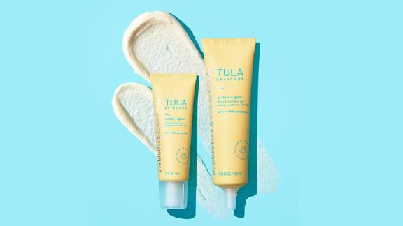 Tula Protect + Glow Daily Sunscreen Gel Broad-spectrum SPF 30