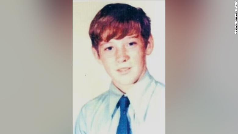 Nearly 50 years after the crime, Massachusetts district attorney says teenager was murdered by a Catholic priest