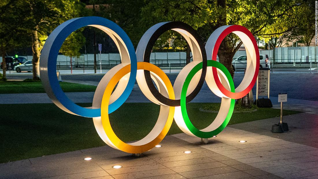 Olympic coach tests positive for Covid after arriving in Japan