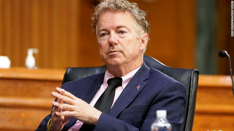 Rand Paul has a *very* wacky theory about ivermectin