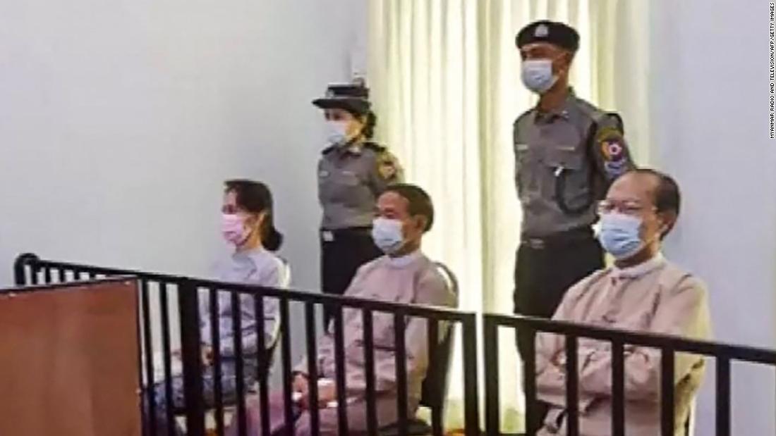 Myanmar military junta charges Aung San Suu Kyi with corruption – CNN