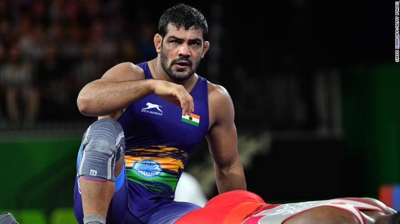 Indian Olympic medalist Sushil Kumar arrested over death of fellow wrestler