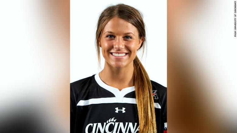 21-year-old University of Cincinnati soccer player drowned in an Ohio state park