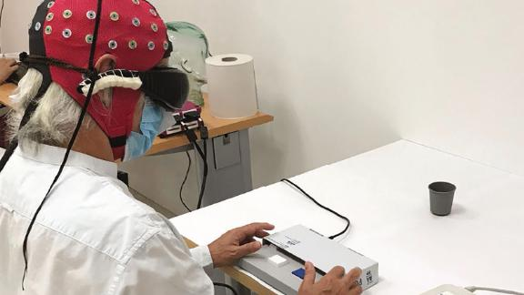 Partial recovery of visual function in a blind patient after optogenetic therapy