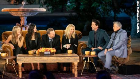 """After months of delays,  the """"Friends"""" reunion special airs Thursday on HBO Max."""