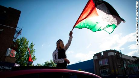 Support for Palestinians and opposition to Israel's government often becomes generally anti-Semitic.