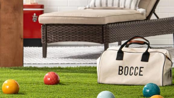 Hearth & Hand With Magnolia Bocce Ball Lawn Game Set