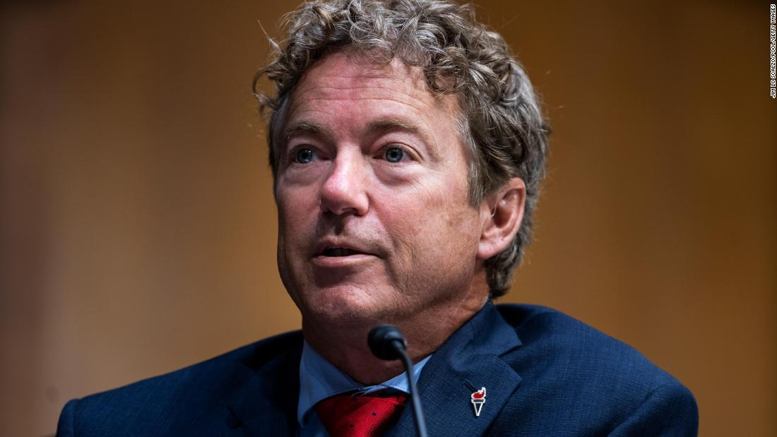 Analysis: Rand Paul is not a big fan of, uh, democracy?