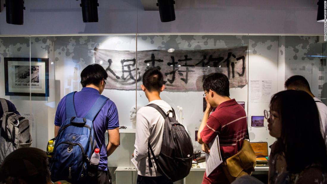 Hong Kong's Tiananmen Square museum moves online following June closure