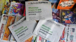 WhatsApp sues Indian government in an attempt to block new social media rules