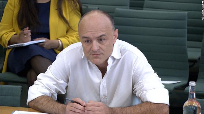 Boris Johnson's former senior adviser says UK fell 'disastrously short' on Covid-19