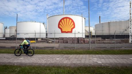 Court orders Shell to cut CO2 emissions in landmark climate decision