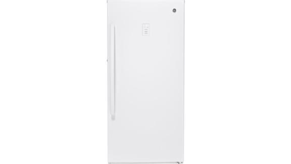 GE Frost-Free Undercounter Upright Freezer