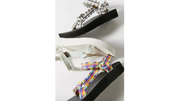 Teva Midform Fray Sandal