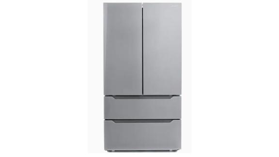 Cosmo 4-Door French Door Refrigerator With Ice Maker