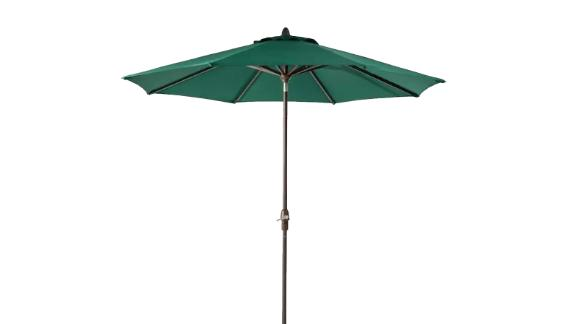 Glitzhome 10-Foot Garden Patio Umbrella