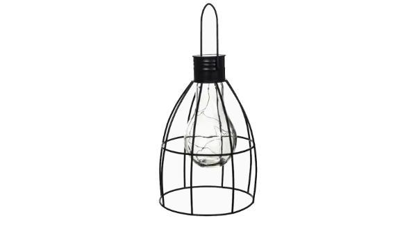 Holiday Living Solar Outdoor Decorative Lantern