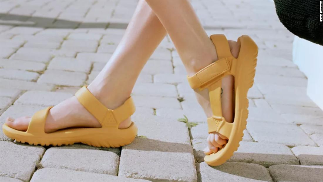 21 pairs of Tevas you'll want to wear all summer long   CNN Underscored