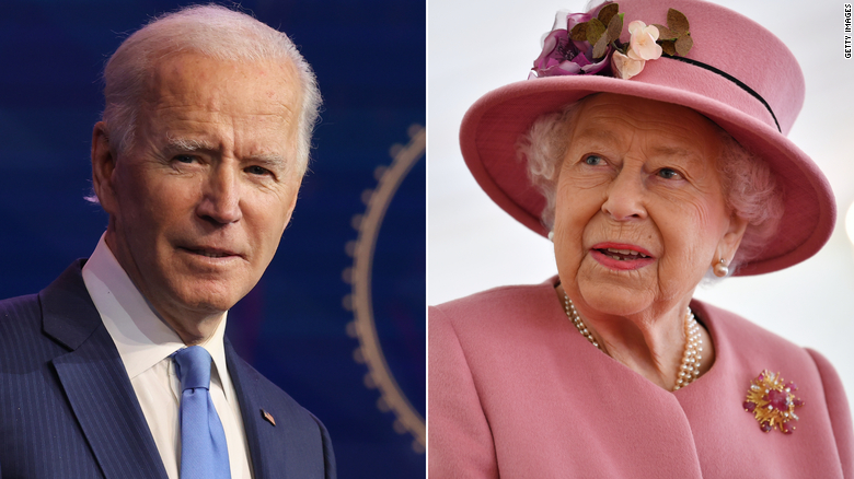 Queen Elizabeth to meet President Biden at Windsor Castle