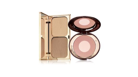 Bronzed, Blushing Beauty Kit