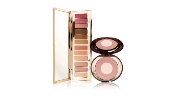 Instant Pillow Talk Glow Eye and Cheek Duo