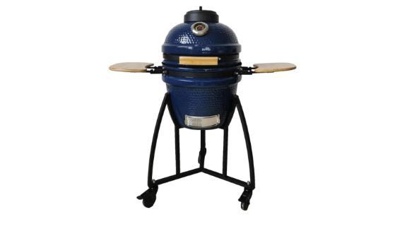 Lifesmart Kamado Charcoal Grill and Smoker
