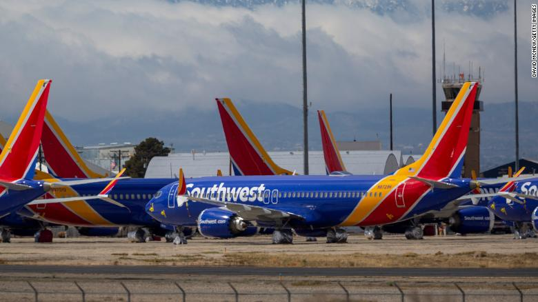 Former Southwest Airline pilot sentenced after pleading guilty to lewd incident during flight