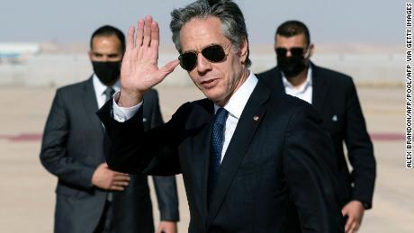 Blinken warns Iran talks cannot go on indefinitely
