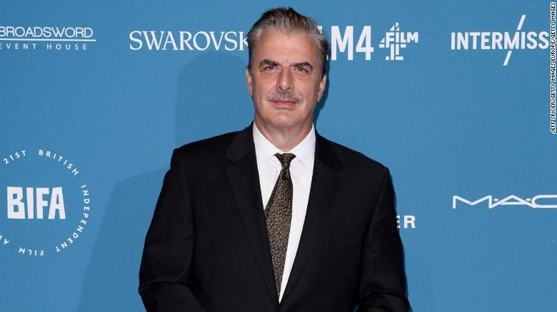 Chris Noth to appear in HBO Max's 'Sex and the City' reboot