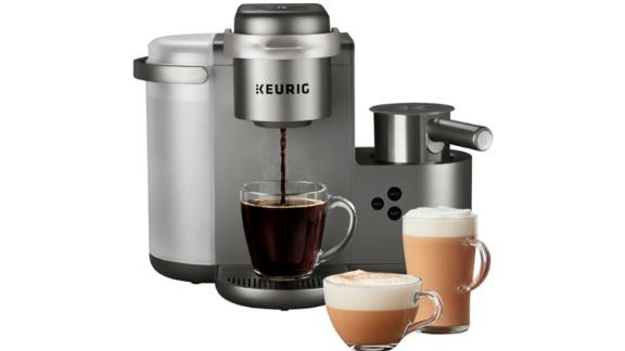 Keurig K-Cafe Special Edition Single-Serve Coffee Maker With Milk Frother