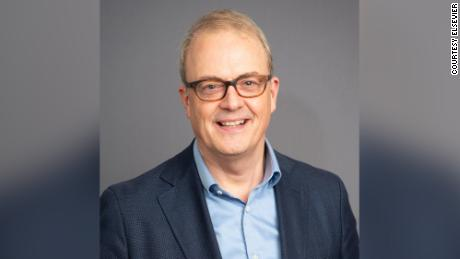 Philippe Terheggen, Managing Director, STM Journals at Elsevier.