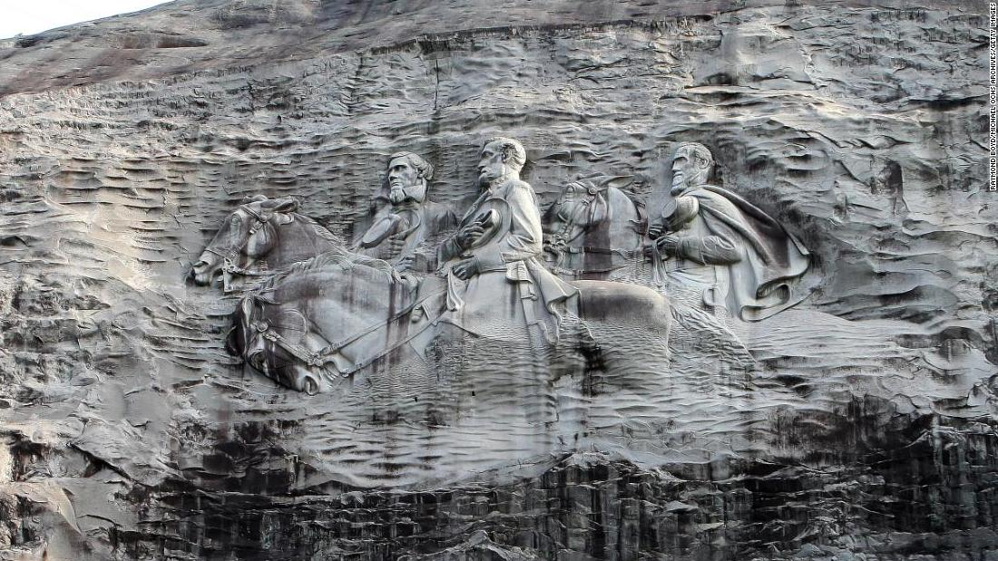 Changes are coming to the nation's largest Confederate monument. Are they enough?